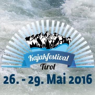Kajakfestival Tirol 2016