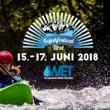 Kajakfestival Tirol 2018