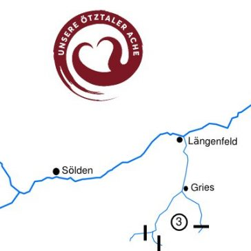 Planned hydro power projects in Ötztal
