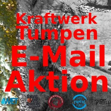E-Mail Aktion gegen das Kraftwerk Tumpen-Habichen!